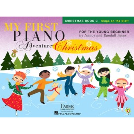 My First Piano Adventure® - Christmas Book C