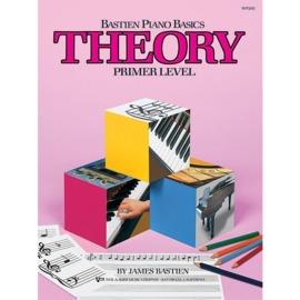 Bastien Piano Basics: Theory - Primer