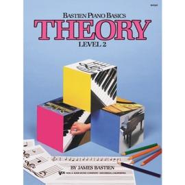 Bastien Piano Basics: Theory - Level 2