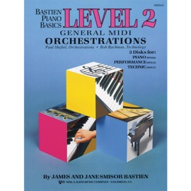 General MIDI Orchestrations - Level 2