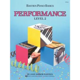 Bastien Piano Basics: Performance - Level 2