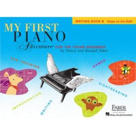 My First Piano Adventure® - Writing Book B