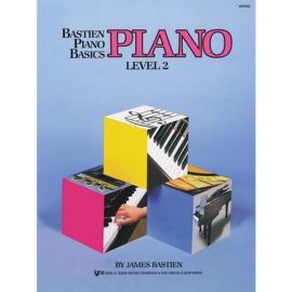 Bastien Piano Basics: Piano - Level 2