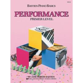 Bastien Piano Basics: Performance - Primer