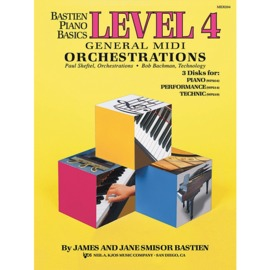 General MIDI Orchestrations - Level 4