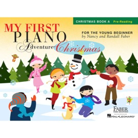 My First Piano Adventure® - Christmas Book A