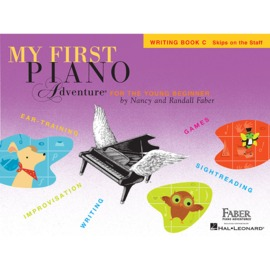 My First Piano Adventure® - Writing Book C