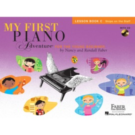 My First Piano Adventure® - Lesson Book C with CD