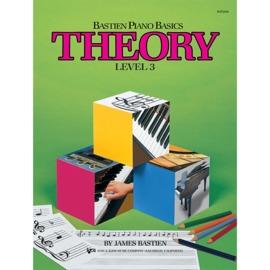 Bastien Piano Basics: Theory - Level 3