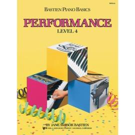 Bastien Piano Basics Performance - Level 4