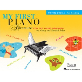 My First Piano Adventure® - Writing Book A