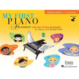 My First Piano Adventure® - Lesson Book A with CD