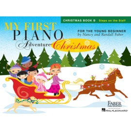 My First Piano Adventure® - Christmas Book B